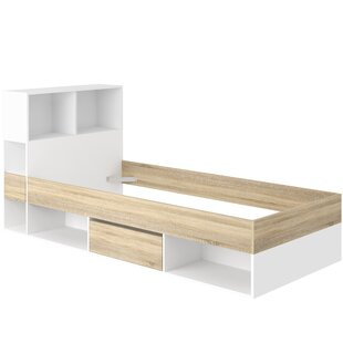 Friedman Single (3') Storage Bed By Isabelle & Max