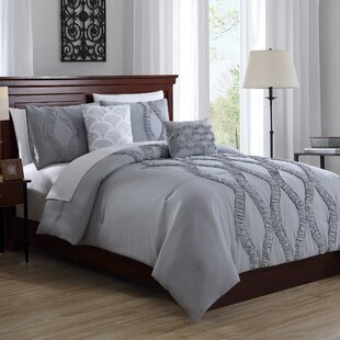 Ivy Bronx Roosevelt 5 Piece Comforter Set