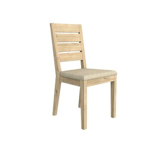 Aldridge Wooden Dining Chair (Set Of 2) By August Grove