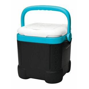 12 Qt. Ice Cube Plastic Cooler