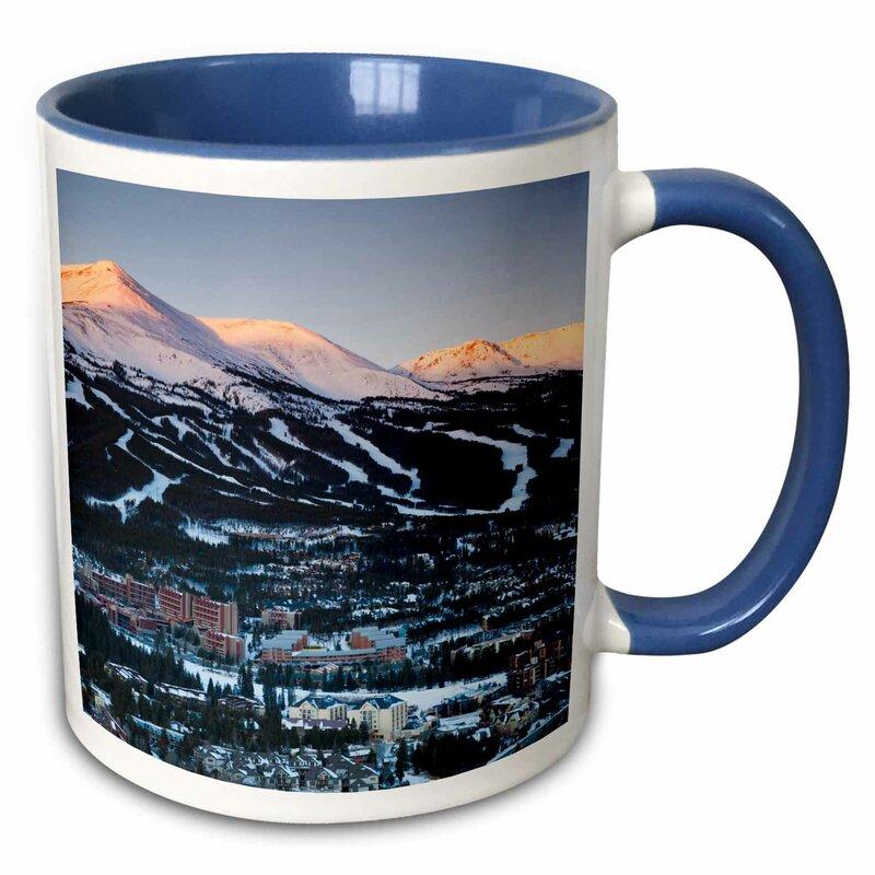 Latitude Run Burrowsville View From Lookout Mountain Golden Colorado Usa Coffee Mug Wayfair