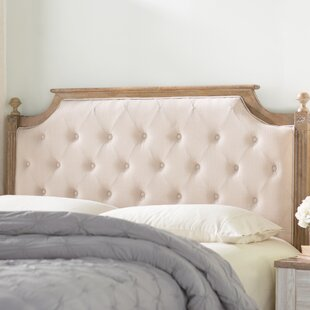 Lark Manor Parada Upholstered Panel Headboard