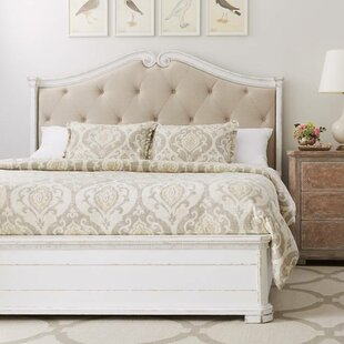 Juniper Dell Upholstered Standard Bed By Stanley Furniture