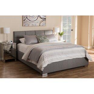 Eden Upholstered Platform Bed By Wade Logan