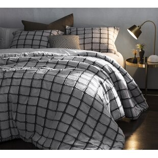 Crossett Frayed Edgings Comforter