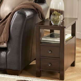 Eastin Cabinet End Table