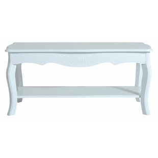 Jazmin Coffee Table With Storage By Lily Manor