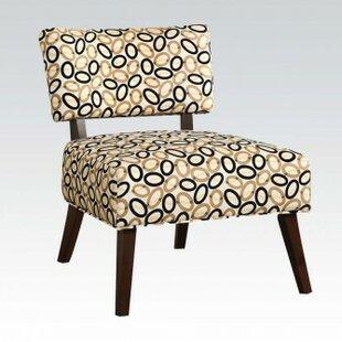Rutter Slipper Chair by Ebern Designs