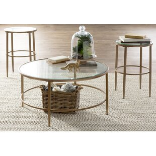 Prairie 3 Piece Coffee Table Set