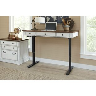 Chmura 2 Piece Desk Office Suite by August Grove