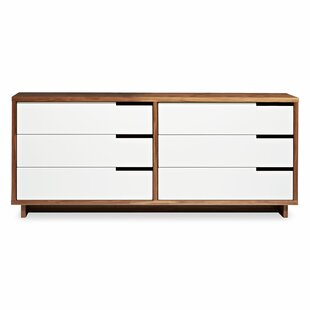 Modu-Licious 6 Drawer Double Dresser