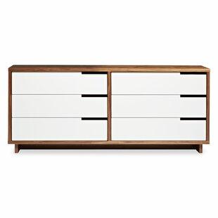 Modu-Licious 6 Drawer Double Dresser