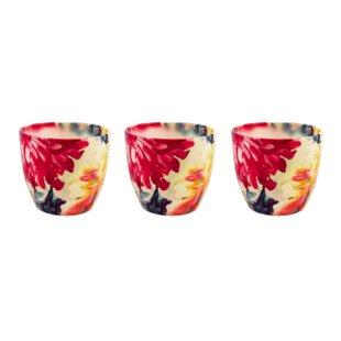 Hanley Ceramic Plant Pot (Set Of 3) By 17 Stories