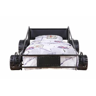 Shutesbury Twin Car Bed
