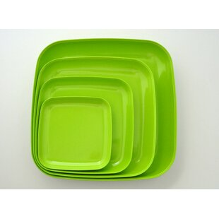 Save to Idea Board  sc 1 st  Wayfair : bamboo dinner plates - pezcame.com
