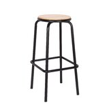 Tate Metal 30 Bar Stool (Set of 4) by Williston Forge