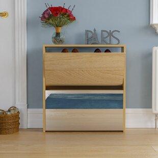 Vida Designs Welham 8 Pair Shoe Storage Cabinet By 17 Stories