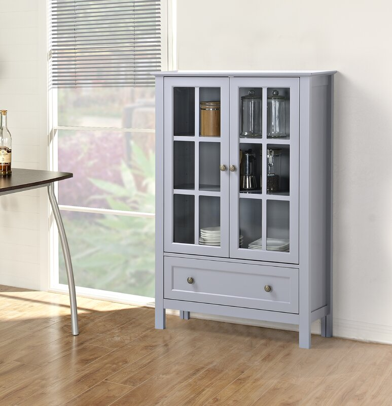 Valerie Tall Accent Cabinet Reviews Birch Lane