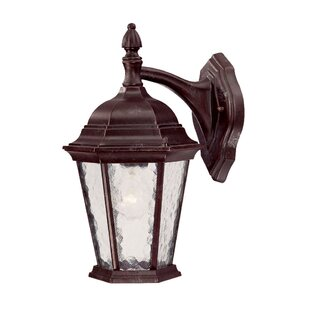 Reviews Brook Lane Outdoor Wall Lantern By Darby Home Co