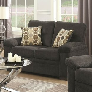 Mowry Transitional Loveseat