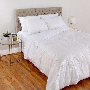 Fill Power Lightweight Down Alternative Comforter