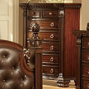 Read Reviews Orleans 7 Drawer Chest by Woodhaven Hill