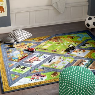Baby Kids Cars Trucks Trains Rugs You Ll Love Wayfair