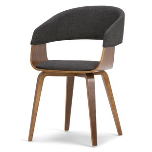 Hannigan Bentwood Upholstered Dining Chair