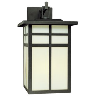 Bonfield 3-Light Outdoor Wall Lantern