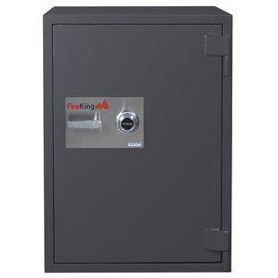 Fire and Burglary Safe by FireKing