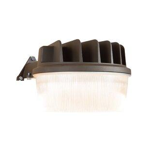 Cooper Lighting LLC 30-Watt LED Dusk to Dawn Outdoor Security Flood Light