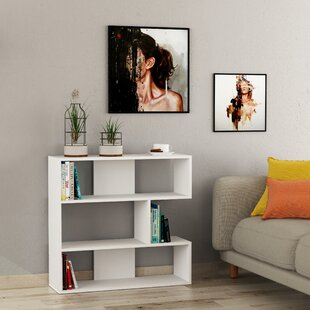 Sison Geometric Bookcase