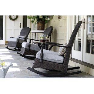 Paula Deen Home Bungalow Rocking Chair with Cushion