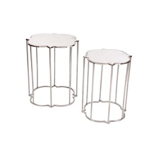 Azka 2 Piece Nesting Tables