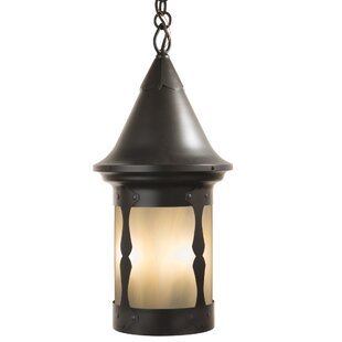 Atalaya 1-Light Outdoor Hanging Lantern by Loon Peak