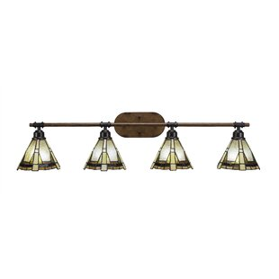 Loon Peak Pujari 4-Light Vanity Light