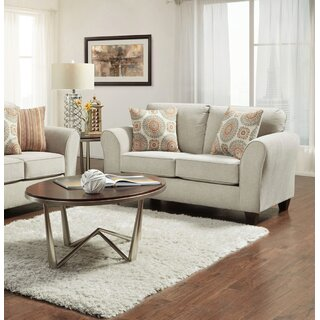Andreasen Loveseat by Winston Porter SKU:DD502557 Reviews