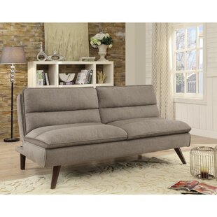 Dubose Retro Convertible Sofa by George O..