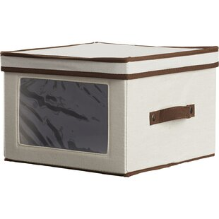 Wayfair Basics Dinner Plate Storage Chest