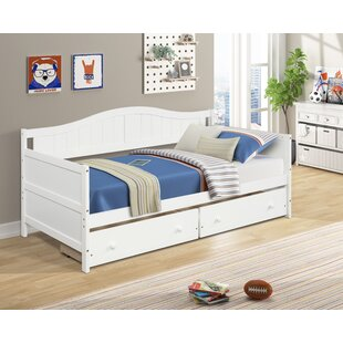 Campolongo Twin Bed with 2 Drawers by Isabelle amp Max
