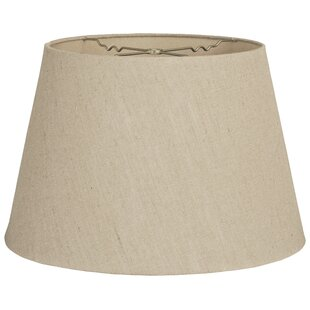 Tapered 5 Linen Empire Lamp Shade