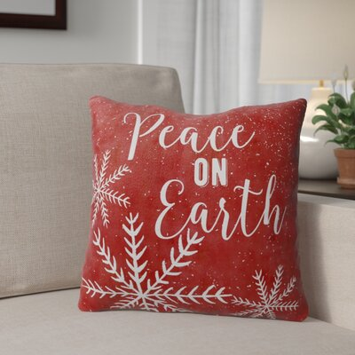 Christmas Square Throw Pillows You Ll Love In 2020 Wayfair