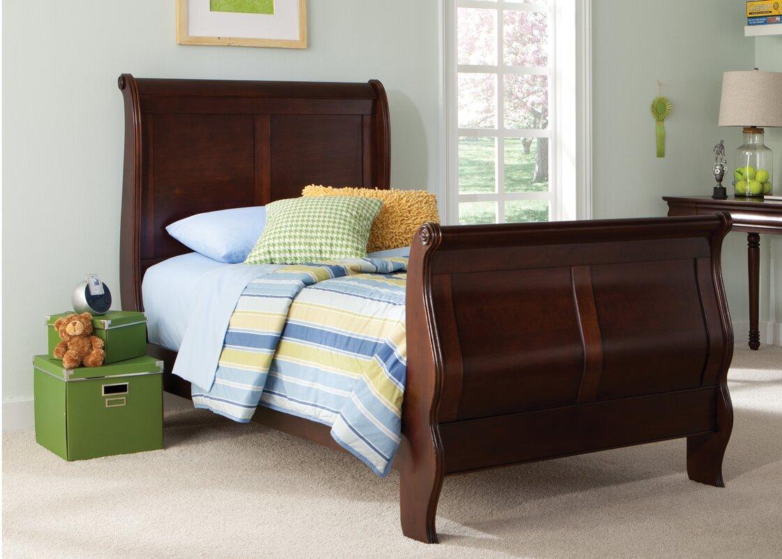 liberty furniture carriage court sleigh bed reviews wayfair default name