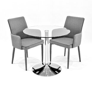 Ingleside Dining Set With 2 Chairs By Metro Lane