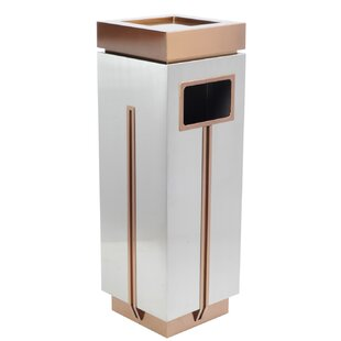 Cosmopolitan Furniture 16 Gallon Pull Out/Under Counter Trash Can