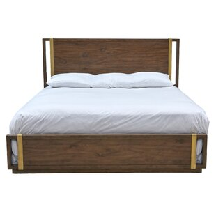 Ashbaugh Panel Headboard by Bloomsbury Market