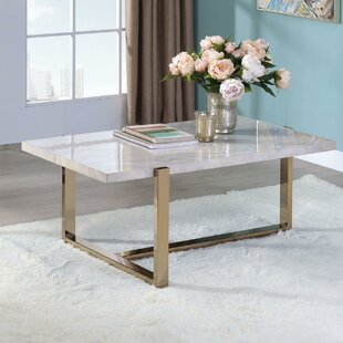 Edwin Coffee Table by Everly Quinn