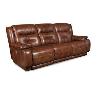 Crescent Reclining Sofa