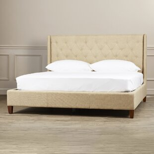 Darby Home Co Cooper Upholstered Panel Bed