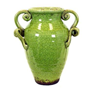 Woodland Imports Unique And Valuable Ceramic Tuscan Vase